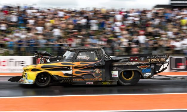 The Doorslammers Event at Santa Pod Raceway