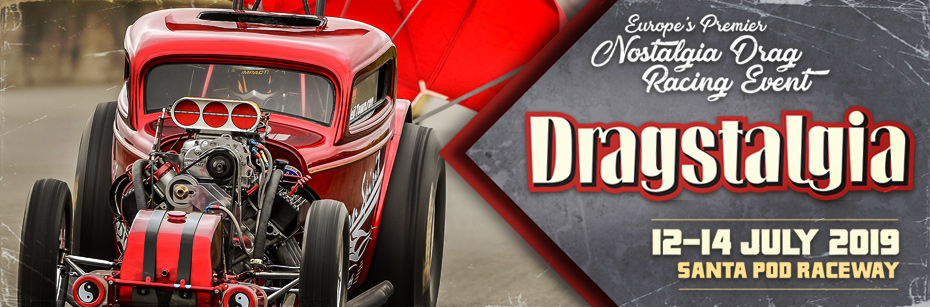 UKDRN - UK Drag Racing News & Nostalgia