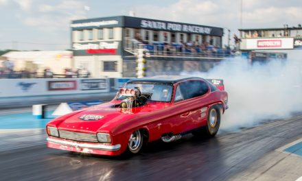 SANTA POD LAUNCHES 2019 SEASON AT AUTOSPORT INTERNATIONAL