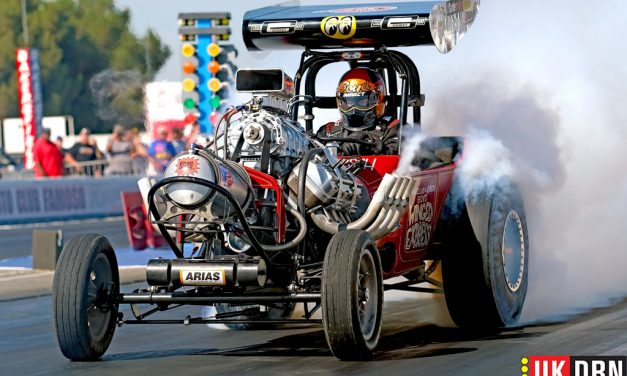 The 27th annual NHRA Motorsport's Museum California Hot Rod Reunion