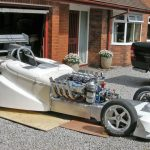 Dennis Priddle's Monza chassis returns