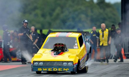 Dragstalgia News – Tre Kronor and Nitrocalypse on the list