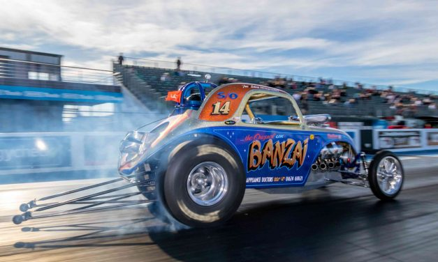 NOSTALGIA NATIONALS TO LAUNCH 'HISTORIC DRAG RACING' SEASON