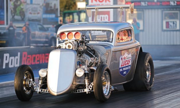 NSRA Hot Rod Drags 2019