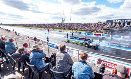 Santa Pod: Back On Track next month
