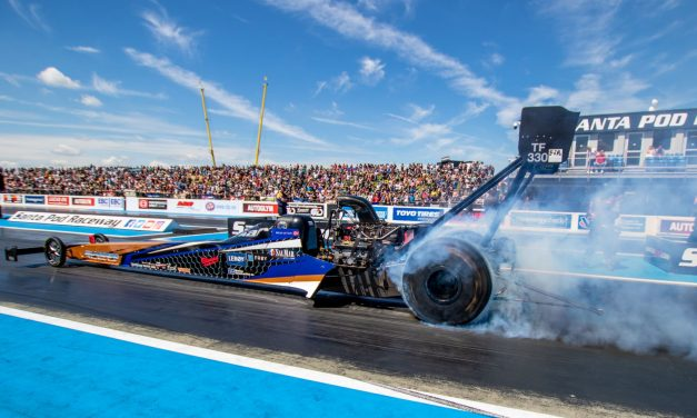 Santa Pod announces 2021 season schedule