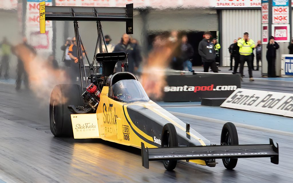 Updated: Festival of Power Unlocked to welcome full-house audiences back to Santa Pod